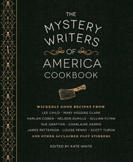Cover of The Mystery Writers of America Cookbook: Wickedly Good Recipes, Edited by Kate White