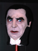 Count Dracula played by Bela Lugosi in a 1931 film